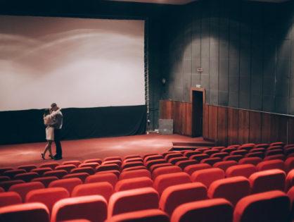 Феєричне освідчення в кінотеатрі