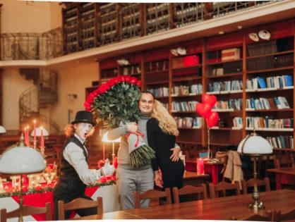 Оригінальне освідчення в коханні у найстарішій бібліотеці України