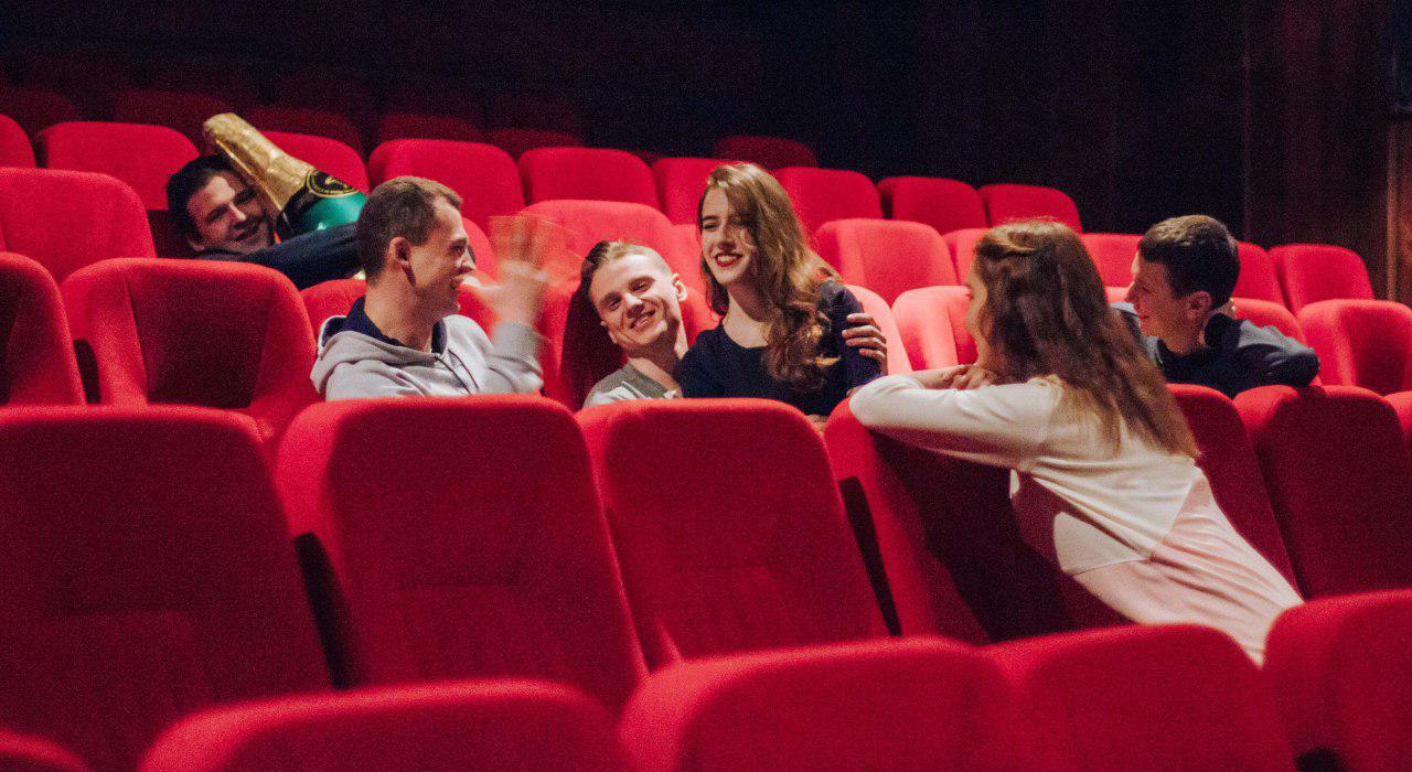 Запуск Вашого відеоролика в кінотеатрі